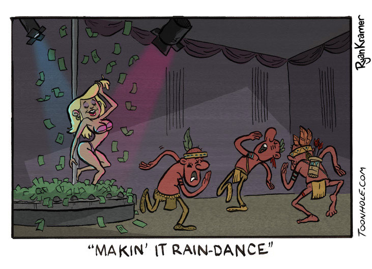 Make It Rain Dance