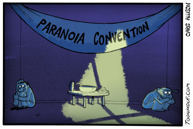 Paranoia Convention