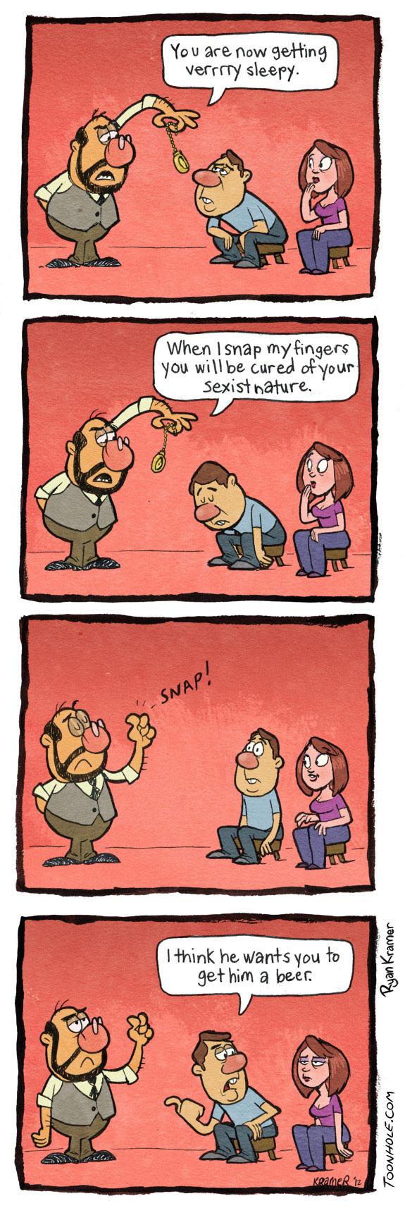 Couples Hypnotist