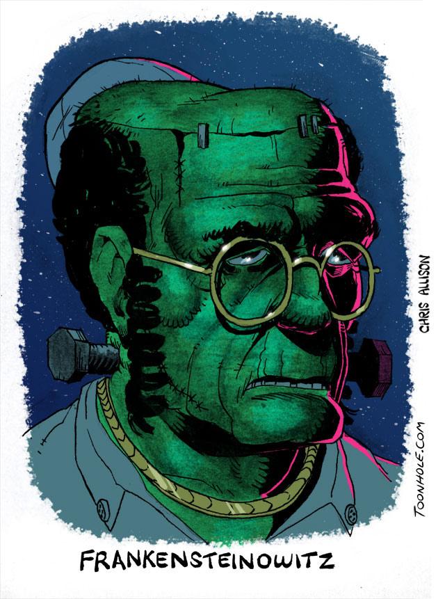 Frankensteinowitz