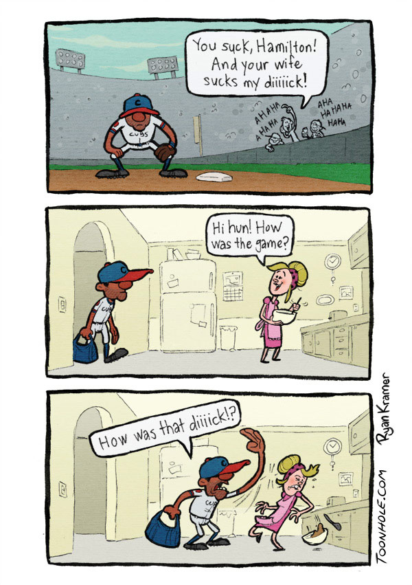 Baseball Heckler