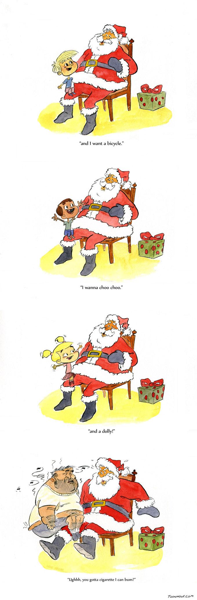 Santa Wish