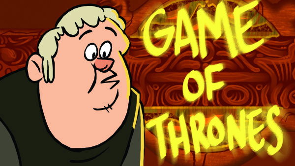 If Game of Thrones Was Animated