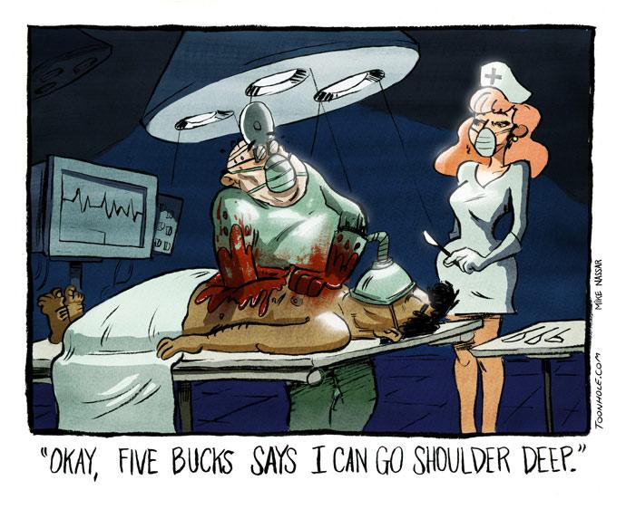 Surgeon 5 Bucks