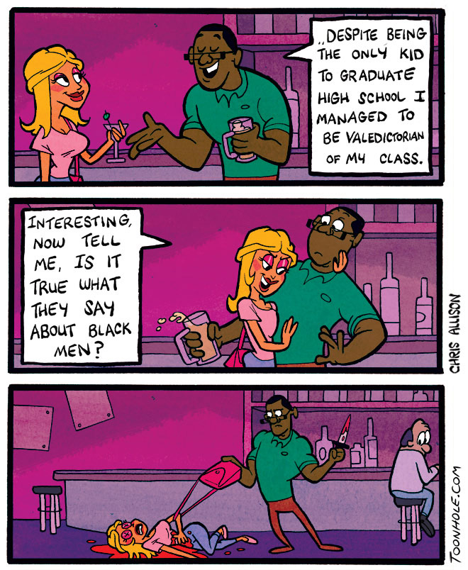 Black Stereotypes
