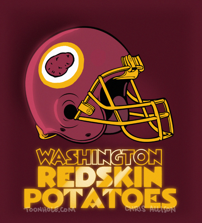 Washington Redskins New Mascot