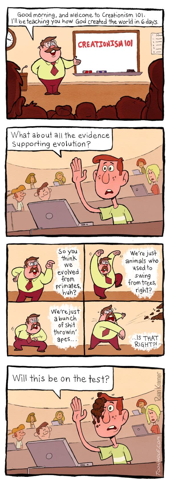 Creationism 101