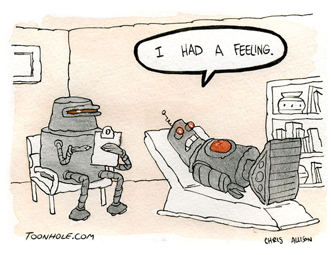 Robot Psychiatrist