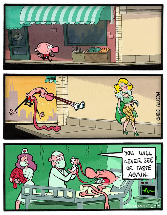 The Cartoon Take